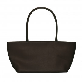 Asia Bag small Fossil brown