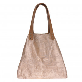 Beach Bag Rosegold