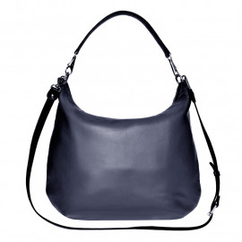 Daily Shopper Nappa navy-blue