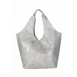 Bag Rosalie silver-grey