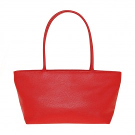 Asia Bag small FOSSIL red