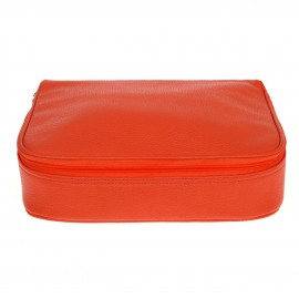 Travel Kit regular Fossil orange