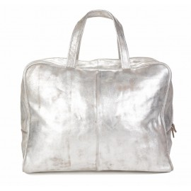 Travel Bag silver-dusty
