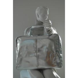 Travel Bag Silver