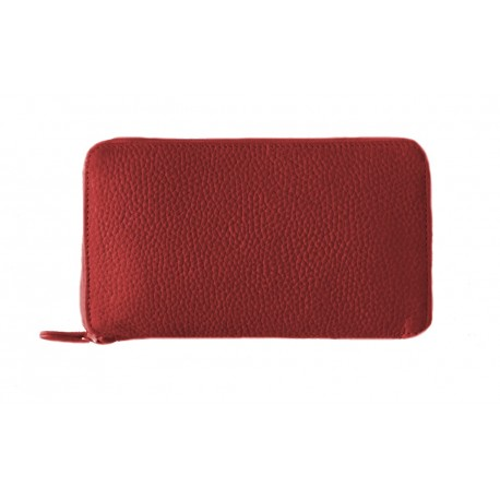 Purse Long FOSSIL red