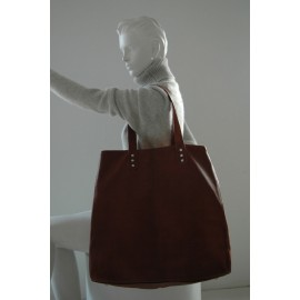 Beach Bag Brown