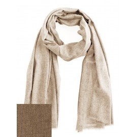 Scarf Caldo brown