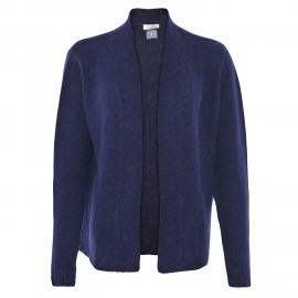 Cashmere Jacket navy blue