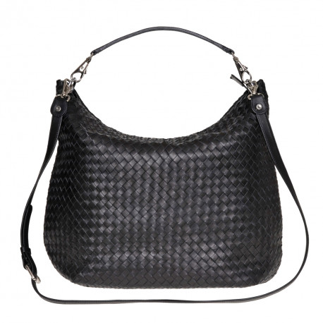 Daily Shopper Nappa Woven black