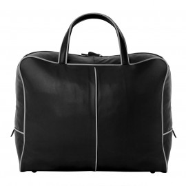 Travel Bag Nappa schwarz